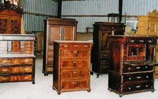 butikken i kalhave møblerne er smukt restaureret på eget ...